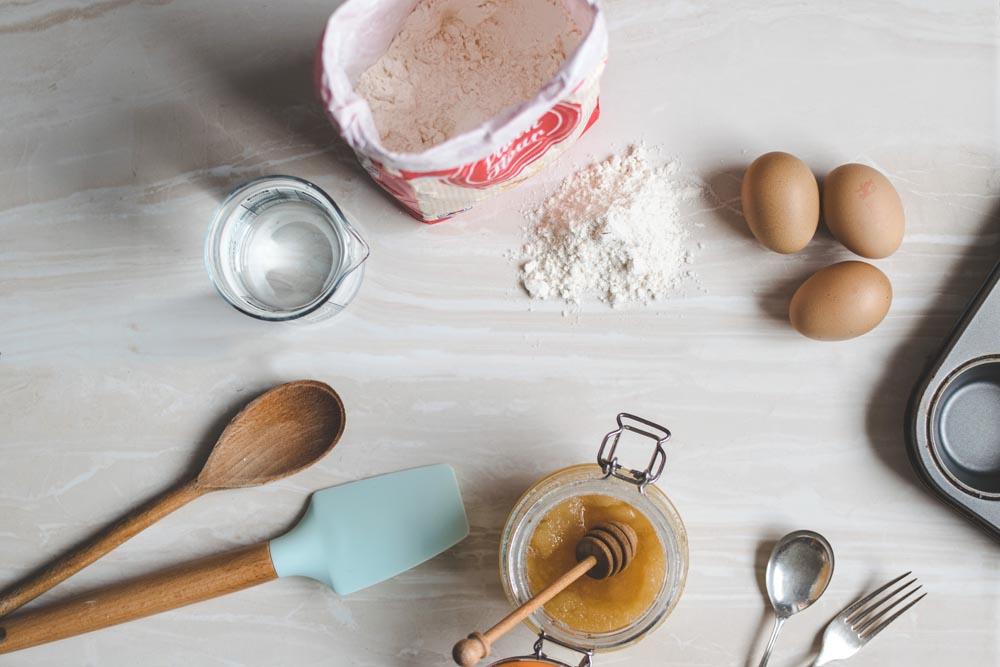 Συνταγή για γλυκό με μέλι-Αρκαδία